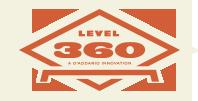 Level360 logo