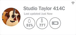 Press for the Studio Taylor